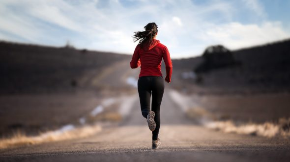 How to help yourself not get injured when running